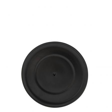 Plate Cup 15cm Matt Black