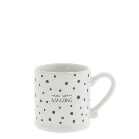Espresso White/Make Today Amazing 5,4x6,2cm