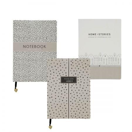 Book Notes A5 Ass 3x6